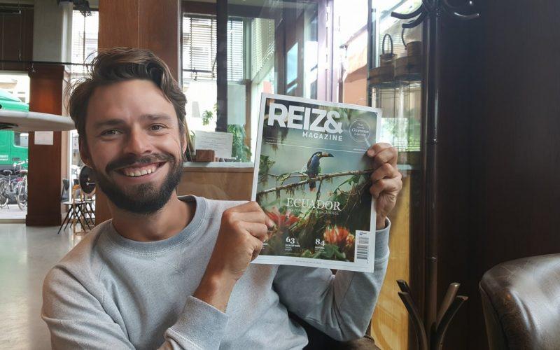 Wereldkampioen vogels spotten Arjan Dwarshuis: 'Het is fysiek loodzwaar.'