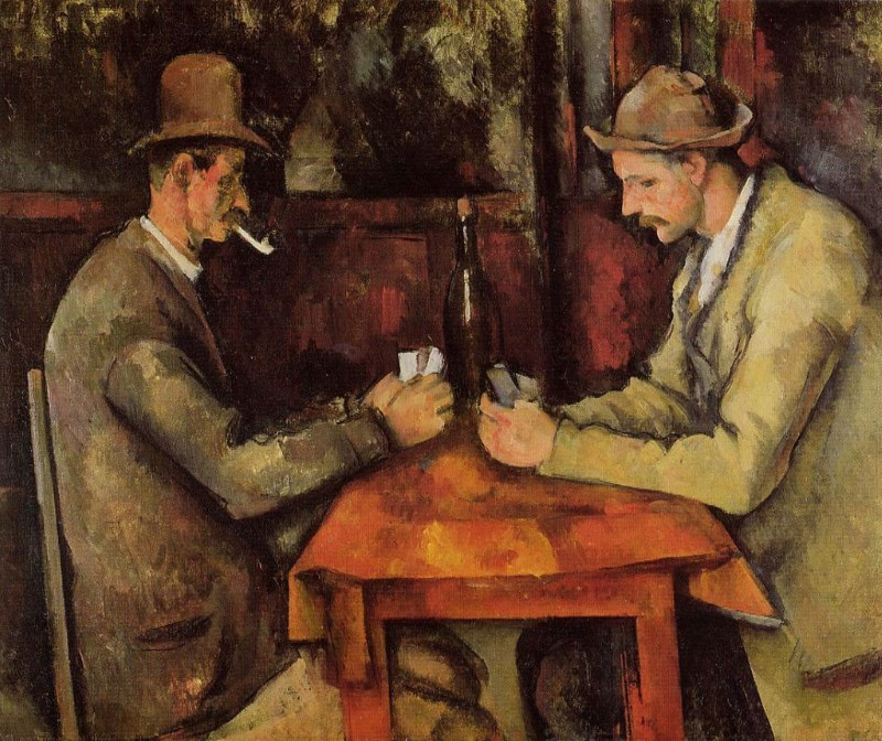 Op zoek naar Cézanne