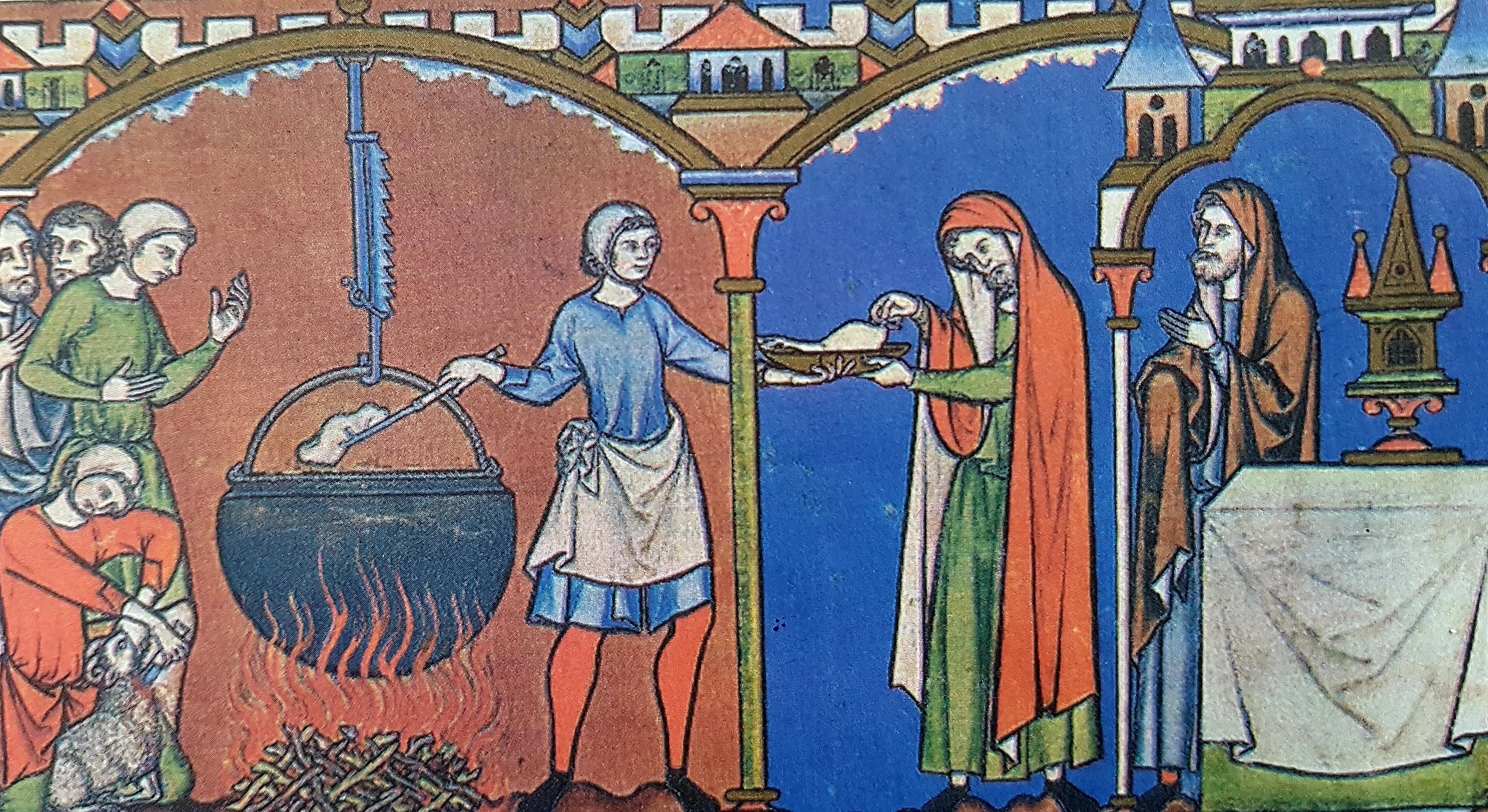 Historisch Koken