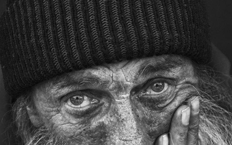 Dakloos in Amsterdam: Als je gebruikt heb je het eigenlijk nooit koud