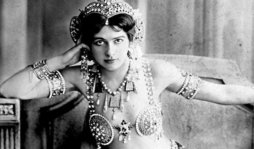 Mata Hari, Europa's eerste mediahype